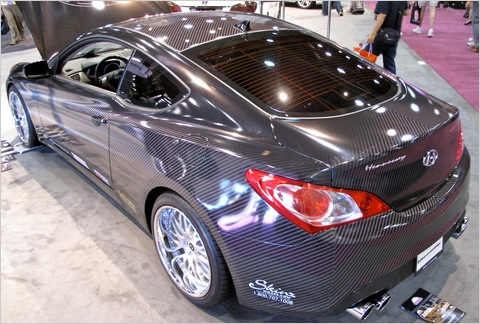How Much Is Too Much Carbon Fiber Hyundai Genesis Forum